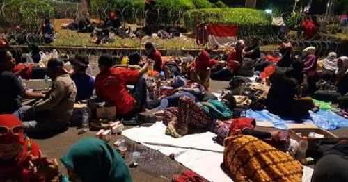 Ketemu Jokowi, Silatnas Honorer K2 Tarik 20 Ribu Per Orang