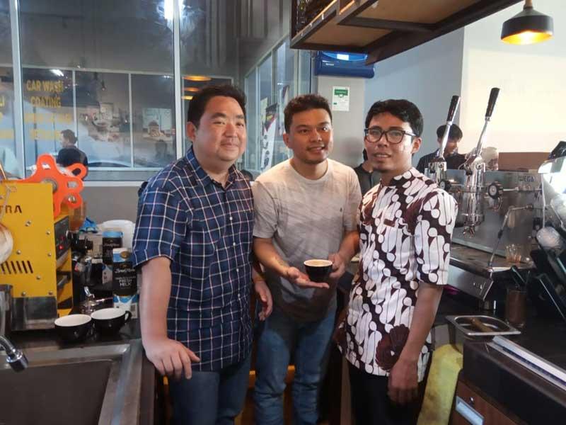 Maybank Gelar Coffee Talk Bersama Komunitas Pencinta Kopi