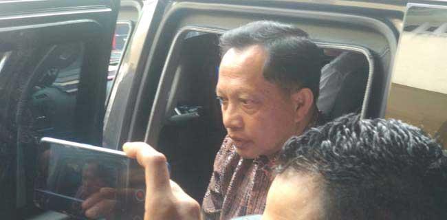 Tito Menghadap Mahfud Laporkan Kondisi Papua