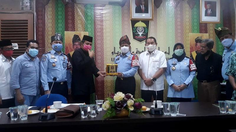 Persoalan Narkoba Jadi Perhatian LAM Riau