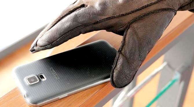 Spesialis Pencuri Handphone Lewat Jendela di Simpang Kanan Diringkus