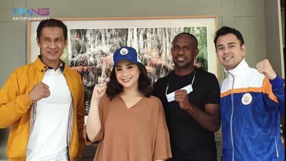 Raffi dan Nagita Jadi Duta PON XX Papua, Arie Kriting Angkat Suara