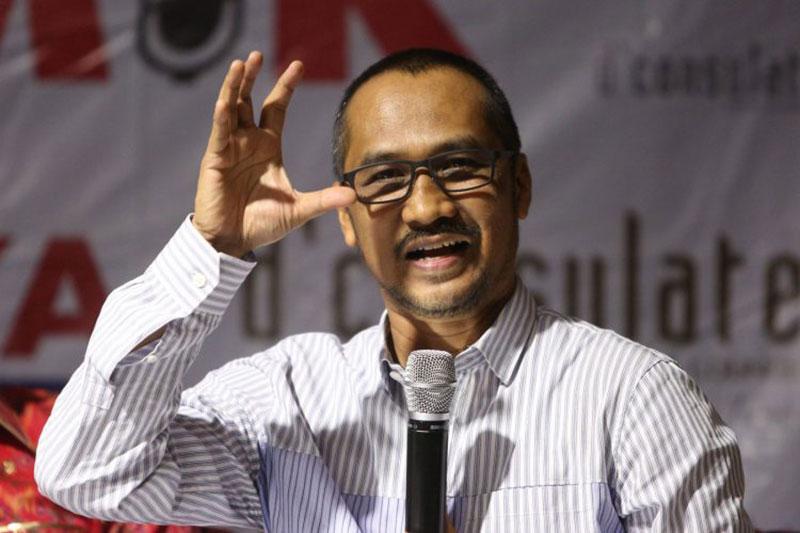 Abraham Samad Sebut KPK Sekarang Menyedihkan
