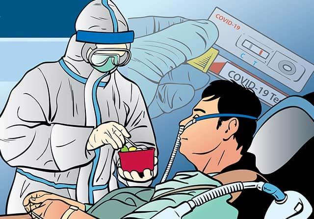 Pasien Sembuh Covid-19 Terus Meningkat