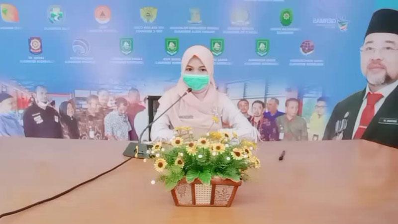 Pasien Sembuh di Kabupaten Bengkalis 822 Orang