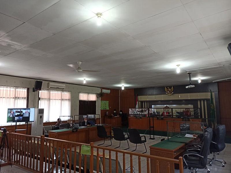 Hakim Tolak Eksepsi Yan Prana
