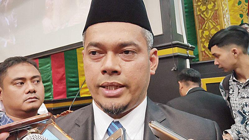 Mosi Tak Percaya untuk Ketua DPRD Pekanbaru