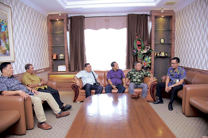 Komisi IV Bahas Wisata dan PAD di Batam