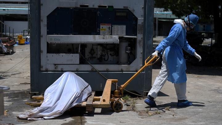 Serangan Corona di Ekuador, Mayat Bergelimpangan di Jalanan