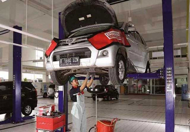 Daihatsu Berikan Dispensasi Perpanjangan Garansi