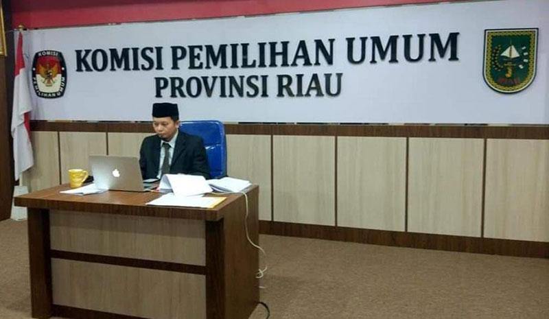 KPU Izinkan Suyatno Tak Hadir Sewaktu Pendaftaran