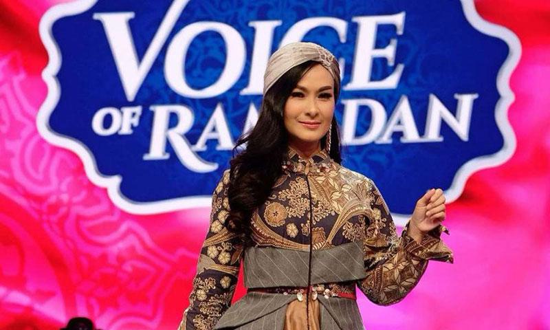 Iis Dahlia Tinggalkan Kursi Juri Voice of Ramadan