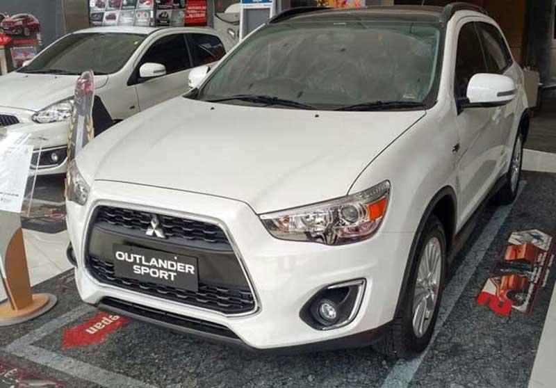 Tiga Model Mitsubishi di Indonesia Bermasalah Pada Komponennya