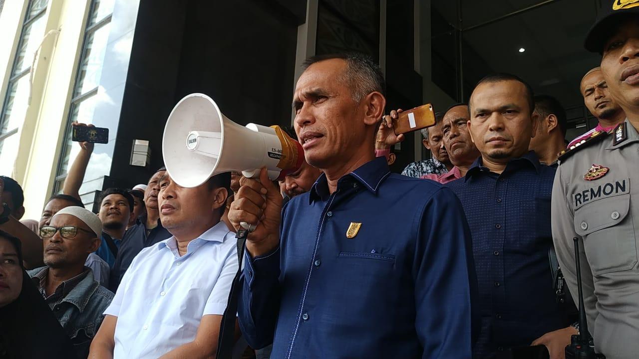 Dewan Janji Telaah Aspirasi Pedagang dan Turun Kembali ke STC