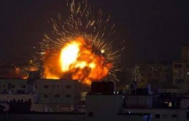 Perang Dimulai, Roket Iran Hantam Pangkalan Militer AS di Irak