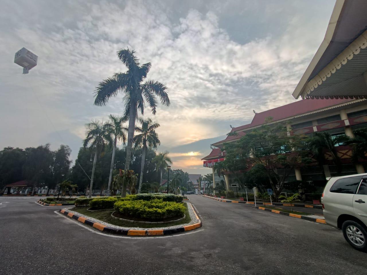 Pulang dari Jakarta, Seorang Anggota DPRD Riau Positif Covid-19