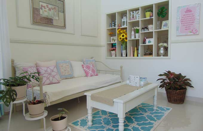 Sofa cushion Bikin Susah Beranjak