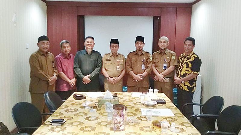 Gubernur Sumsel Bakal Lantik Pengurus DMDI Riau