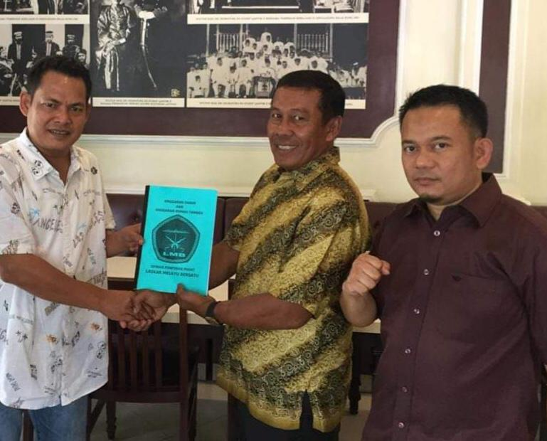 Gusmir Indrako Pimpin LMB Kuansing