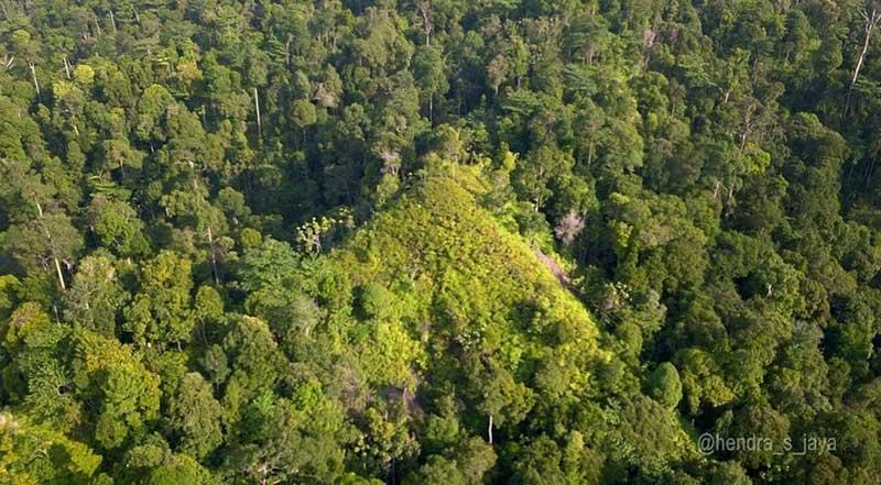 Kualitas Lingkungan Hidup Kuansing Menurun