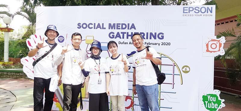 Epson Gelar Gathering Rutin dengan Netizen