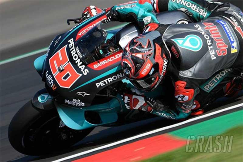 Pengganti Rossi Ini Jadi Tercepat di Tes Pramusim MotoGP 2020 Sepang