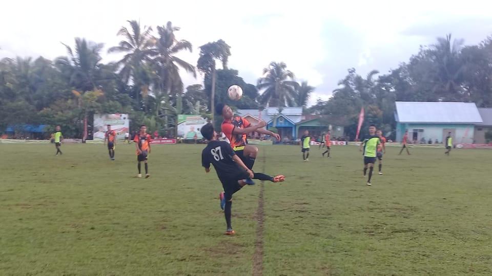 Libas FC Anderas 6-1, Sampurago FC Ditantang Tim Tuan Rumah