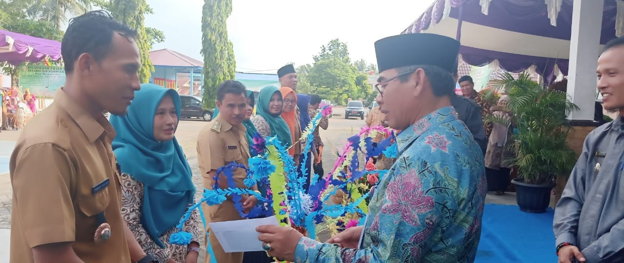 Bupati Kuansing Puji Penampilan Sasampek saat Musrenbang