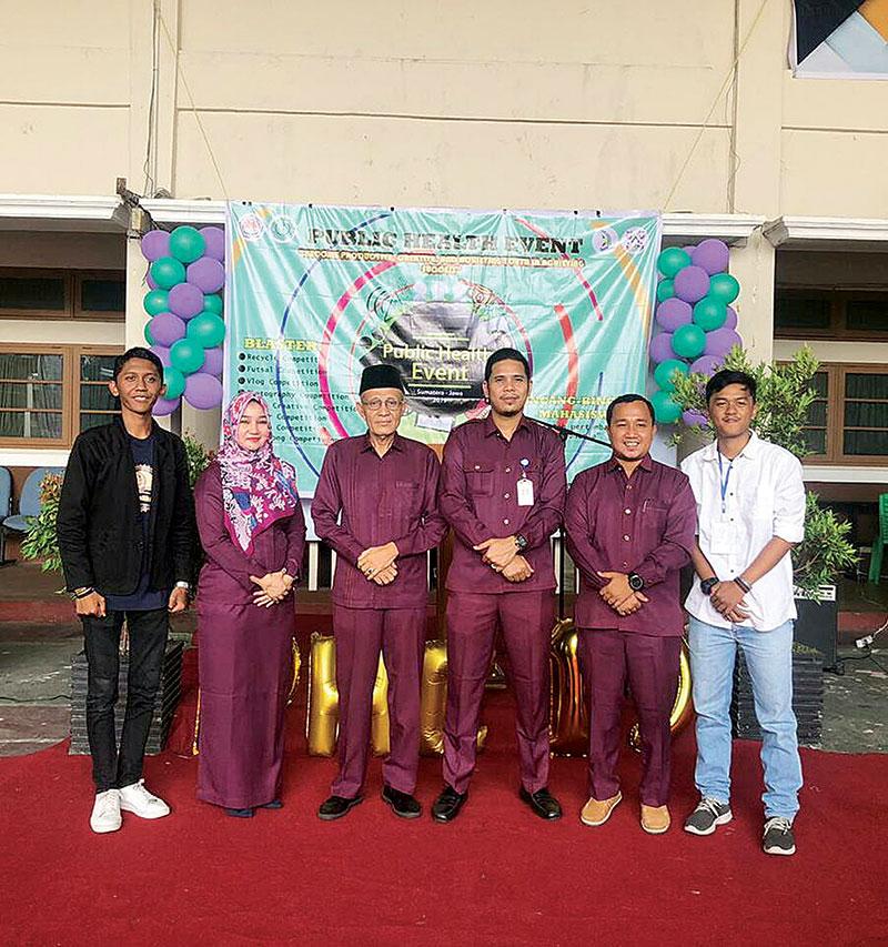 500 Peserta Ramaikan Public Health Event Se-Sumatera-Jawa