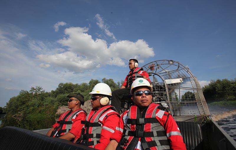 APRIL Fokuskan Pencegahan di Periode Rawan Kebakaran