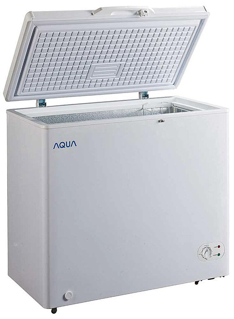 Chest Freezer AQUA Japan Hemat Energi
