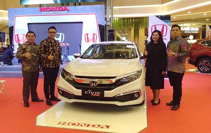 HPM Perkenalkan All New Honda Civic dan All New Mobilio