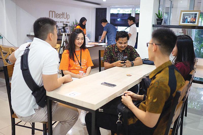 Meetup Coworking & Office Space sebagai Wadah Kolaborasi