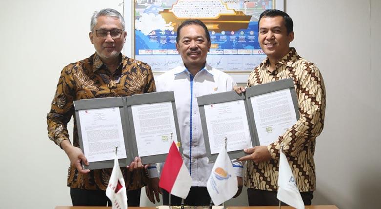 PGN dan PTKS Jalin Kerja Sama Pengembangan Energi