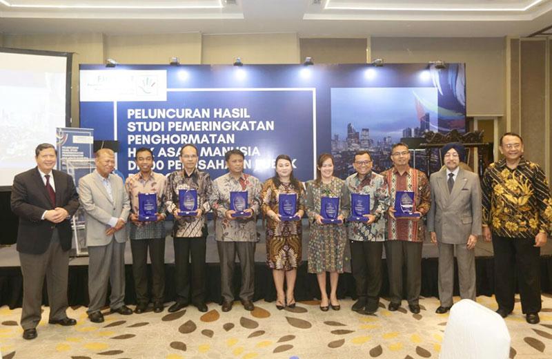 PGN Perusahaan dengan Kinerja Penghormatan HAM Terbaik