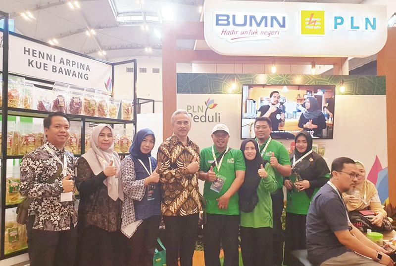CSR PLN Riau-Kepri Kenalkan Kuliner Daerah di Tingkat Nasional