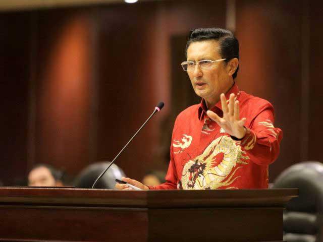 Kursi Ketua MPR, Fadel Muhammad Dapat Dukungan 136 Anggota DPD