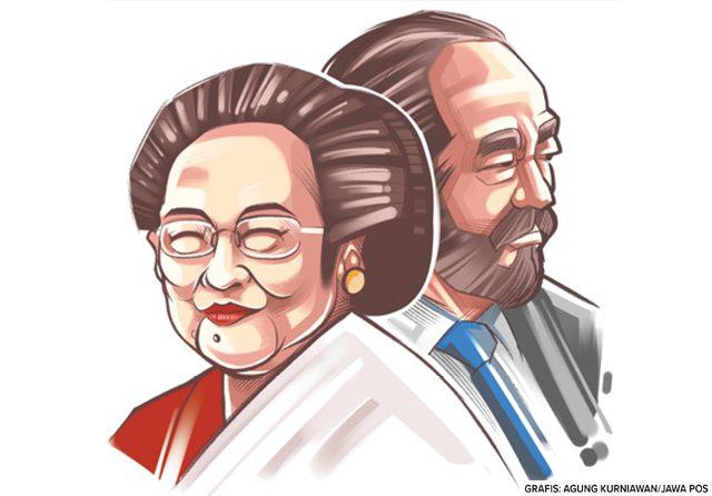 Megawati Acuhkan Paloh, Hasto: Hubungan Mereka Baik