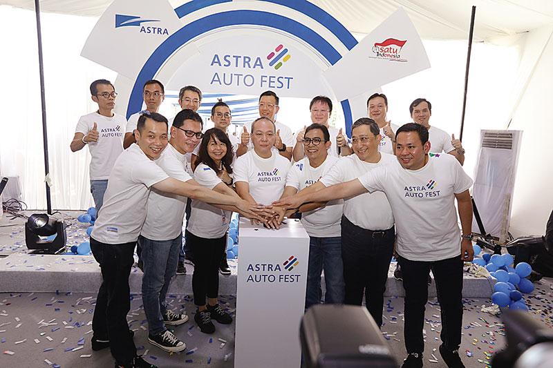 Asuransi Astra Buana Silaturahmi ke Riau Pos