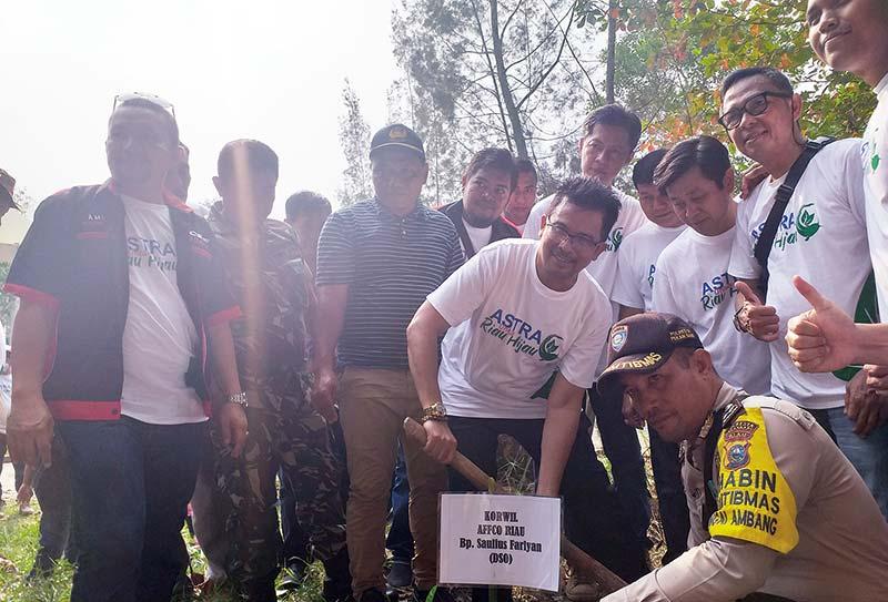 Grup Astra Peduli terhadap Lingkungan