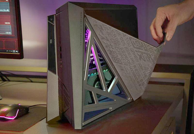 ASUS ROG Desktop Terbaru Tampil Lebih Powerful