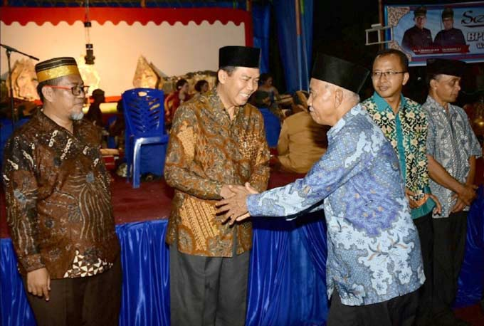 Firdaus Didukung Penuh Warga Jawa Pacitan Dumai