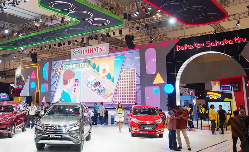 Daihatsu Tampilkan Playground Milenial