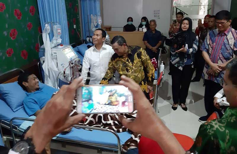 Klinik Utama Ginjal Pekanbaru Layani Pasien Hemodialisa