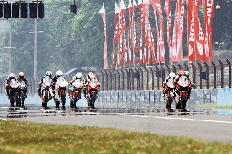200 Starter Ramaikan Indonesia CBR Race Day 2019