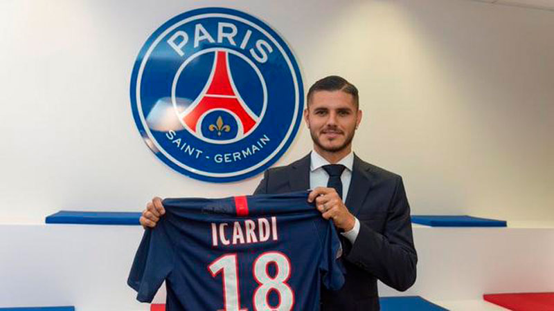 Akhirnya, Icardi Berlabuh ke PSG