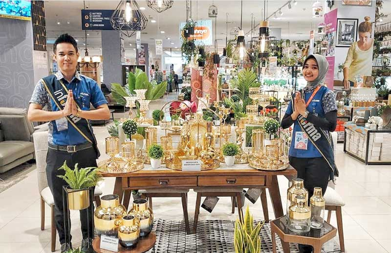 Informa Custom Furniture Living World Sediakan Promo Idulfitri