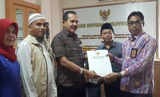 Sosialisasikan Pilgubri 2018, KPU Undang Anggota PWI Riau