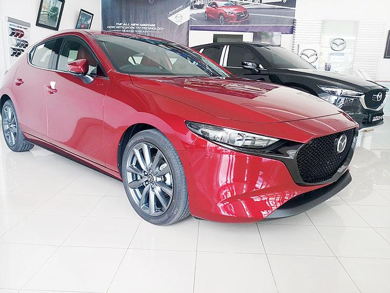 Mazda Segera Pamerkan Produk Terbaru di CS Mal