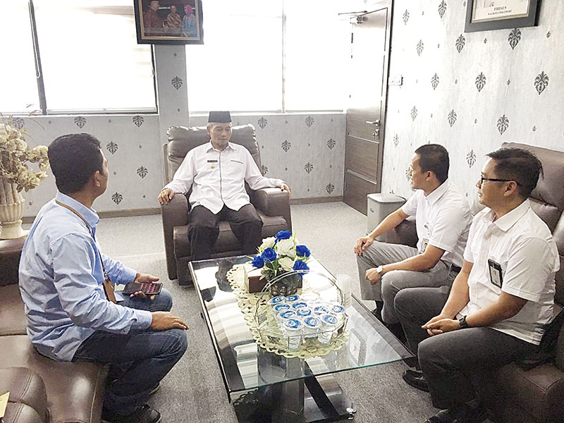 PLN Riau-Kepri dan PFI Pekanbaru Berkolaborasi
